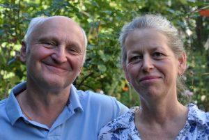 Porträt Susanne Maria Jäger und Martin Moser
